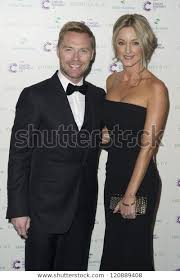 Ronan Keating Emeralds Ivy Ball London Stock Photo (Edit Now) 120889408
