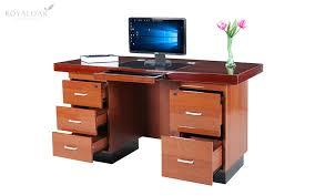 office table photos. Royaloak Splash Office Table-1.2m Table Photos I