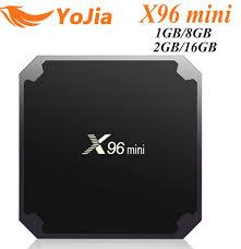 ღ Ƹ̵̡Ӝ̵̨̄Ʒ ღX96 <b>mini</b> Android 7.1 Smart <b>TV BOX</b> 2GB 16GB ...