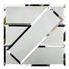 mirror tiles beveled edge mirror tile