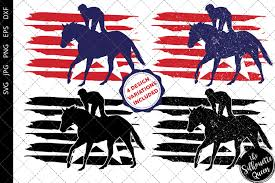 Horse outline free vector we have about (9,908 files) free vector in ai, eps, cdr, svg vector illustration graphic art design format. Horse Racing Flag Graphic By Thesilhouettequeenshop Creative Fabrica