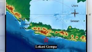 Gempa susulan berkekuatan 6,5 sr kembali mengguncang lombok, nusa tenggara barat hari ini pada pukul 11.10 wib. Gempa Hari Ini Bermagnitudo 4 9 Guncang Pangandaran Bmkg Tidak Berpotensi Tsunami Bagian 1