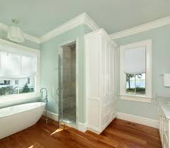 bathroom crown molding. Inspired Linen Closet Trend Charleston Beach Style Bathroom Remodeling Ideas With Cabinets Storage Built-in Crown Molding O
