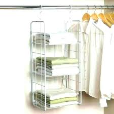 hanging closet organizer with drawers. Wire Hanging Shelves For Closet Storage  Shelf Organizer With Drawers S