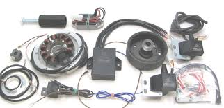powerdynamo complete system magneto electronic ignition for assembly instructions · wiring diagram
