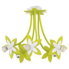 <b>Подвесная люстра Nowodvorski</b> Flowers Green <b>6901</b> – купить в ...