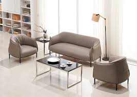 china grey simple solid wood leg leisure home furniture pu leather sofa china office sofa office furniture