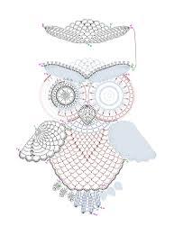Owl Pattern New Crochet Owl Pattern By Tasamajamarina On DeviantArt