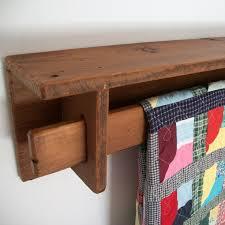 Furniture, Wooden Quilt Hangers For Walls: 12 Wooden Quilt Stand ... & Furniture, Wooden Quilt Hangers For Walls: 12 Wooden Quilt Stand Design  Ideas Adamdwight.com