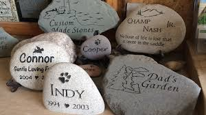 engraved garden stones. CUSTOM ENGRAVED. GARDEN STONES Engraved Garden Stones