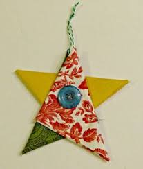 Fabric Scrap Bookmarks  Fabric Scraps Bookmarks And ScrapChristmas Fabric Crafts To Make