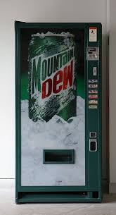 Automat Vending Machine For Sale New 48 Mountain Dew Vending Machine Vendo 48 Mtn Dew Kid