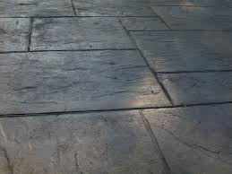 how long does stamped concrete last