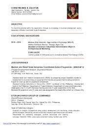 Resume.DOCX. CHRISTINE MAE B. ESCOTON Ideal Subdivision, Fairview, Quezon  City Mobile Number: 09151427825 ...