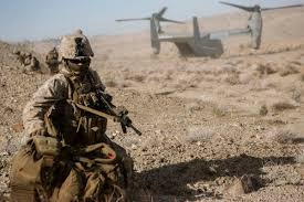 this is why us marines will be pitted against british royal marines in a force on force battle