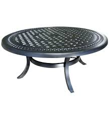 small patio side table with umbrella hole coffee amazing round outdoor 728 737