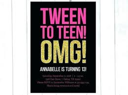 Birthday Invitations For Teenage Girl Fresh Sleepover Birthday Party