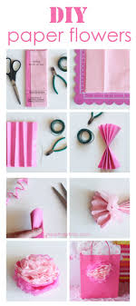 Tissue Paper Flower Tutorials How To Make Tissue Paper Flowers I Heart Nap Time