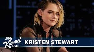 Kristen Stewart on Cooking in ...