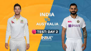 Watch live cricket streaming score of cricket league matches 2019, latest score update, play cricket games and find cricket news and live cricket streaming. India Vs Australia 1st Test Day 2 Highlights India Take 62 Run Lead After Bowling Out Hosts For 191 Cricket News India Tv