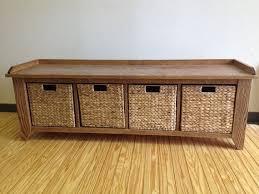 Stylish Wood Storage Bench With Baskets Top 17 Idei Despre Wood Storage  Bench Pe Pinterest Pallet Ideas