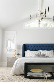 Transitional beds and headboards