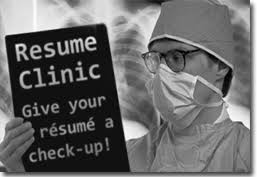 Free Rsum Clinic for Job Seekers