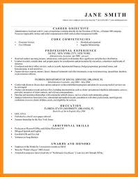 Resume Sentence Examples 12 13 Resume Opening Statements Examples Lascazuelasphilly Com