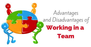 working as a team top 11 advantages and disadvantages of working in a team wisestep