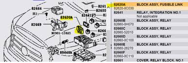 tundra crewmax how do i check and replace type b fuses on 2004 Tundra Fuse Box Diagram 2004 Tundra Fuse Box Diagram #14 2004 toyota tundra fuse box diagram