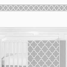 White Collection Wallpaper Border