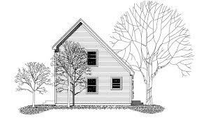 Small Saltbox House Plans Small Two Story Home Plans  colonial    Small Saltbox House Plans Small Two Story Home Plans