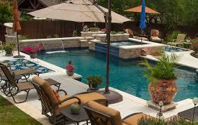 Pool designs Waterfall Custom Pool Designs Lyon Financial Challenger Poolshome Challenger Pools