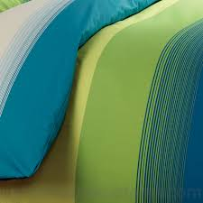 blue green stripe duvet cover sweetgalas