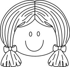 Small Picture Little Girl Face Coloring Pages 21217 ColoringBuscom