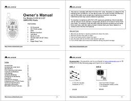 Midland Radio Frequency Chart Midland G 225 Owner S Manual Manualzz Com