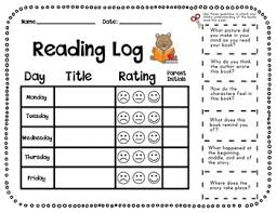 First Grade Reading Log Journeys First Grade Reading Log With Sight Word Flash Cards