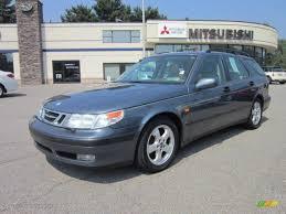 1999 Cosmic Blue Metallic Saab 9-5 2.3T Wagon #53639697 | GTCarLot ...