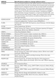 2020 Specialized Enduro 29 Model Breakdown Complete Spec