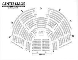 Center Stage Theater Atlanta Seating Chart 47 Judicious Ticket Center Stage Seating Chart