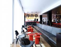 CitizenM Hotel Glasgow Glasgow  Concrete Architectural - Dining room furniture glasgow
