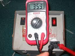 aquabot troubleshooting voltage testing aquabot transformer