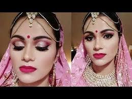 indian asian bridal makeup tutorial in hindi full hd makeup makeup