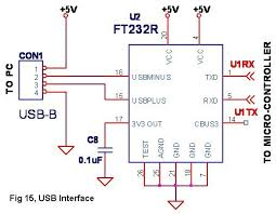 diy usb oscilloscope in a matchbox 14 steps pictures circuit diagrams 1 usb interface
