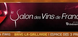 salon des vins de brive du 3 au 4 mars 2018