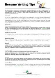 examples of resumes good tips for resume writing free download essay and resume throughout free how to write a resume free download