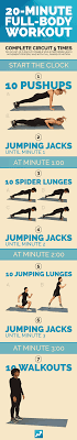 Total Body Gym Workout Chart 9 Quick Total Body Workouts No Equipment Needed