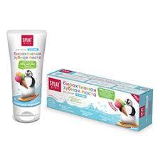 <b>splat</b> детская <b>зубная паста kids</b> 2-6 лет фруктовое мороженое