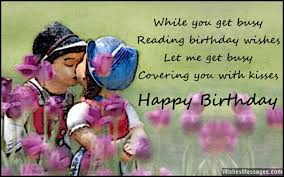 Beautiful Birthday Quotes For Lover Best of Birthday Wishes For Boyfriend Quotes And Messages WishesMessages