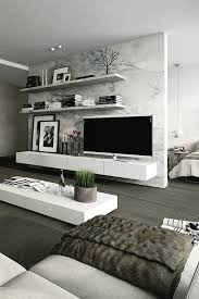Interior Design For Apartment Living Room Simple 48 TV Wall Decor Ideas R Pinterest Living Room Living Room